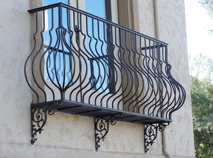 Купить кованые балконы в минске - звони! (044)570-50-81 кузн.